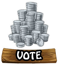 Minecraft voting icon